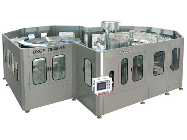 Поставки оборудования для линий розлива - Акватехнологии