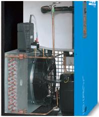 Система подготовки сжатого воздуха компрессора ABAC GENESIS