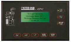 Дисплей управления компрессором UNITED OSD