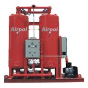 Адсорбционные осушитель Airpol